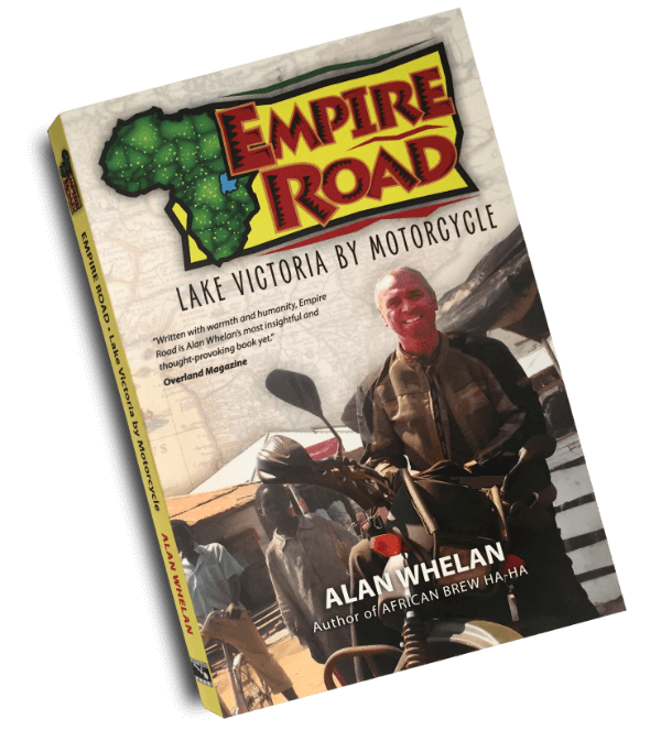 Empire Road Cover For Banner