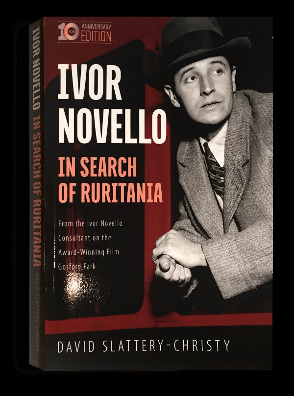 Ivor Novello Cover for Banner