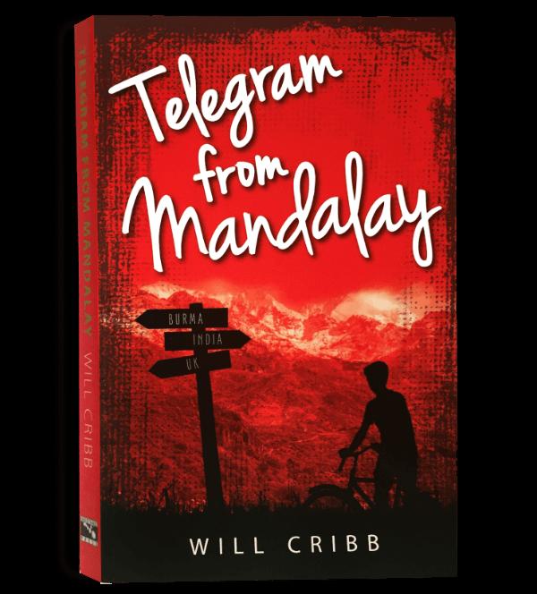Telegram From Mandalay Cover For Banner