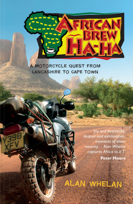 African Brew Ha-Ha Book Cover