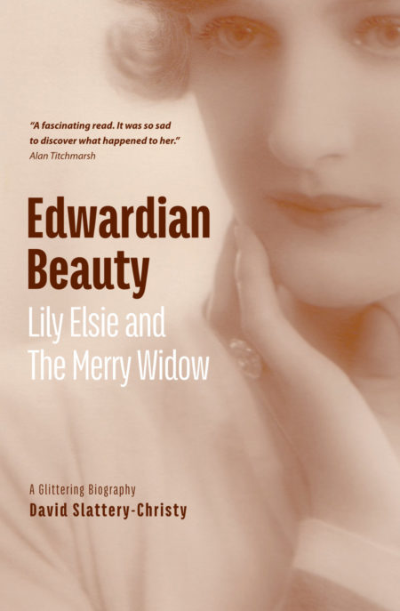 Edwardian Beauty Book Cover
