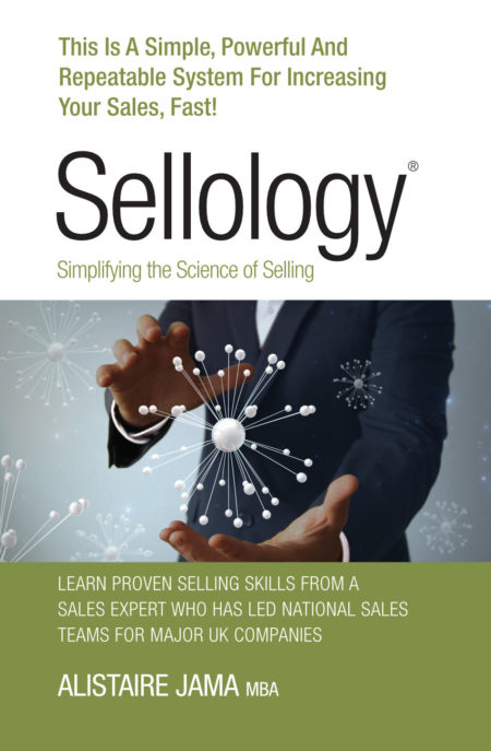 Sellology Book Cover