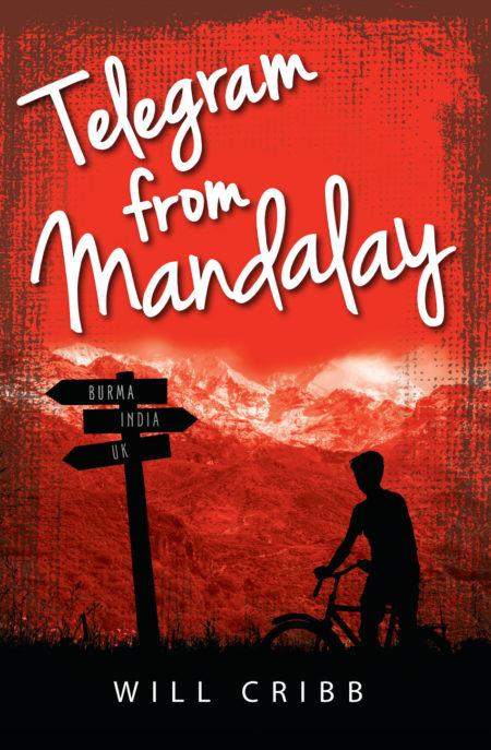 Telegram From Mandalay Book Cover