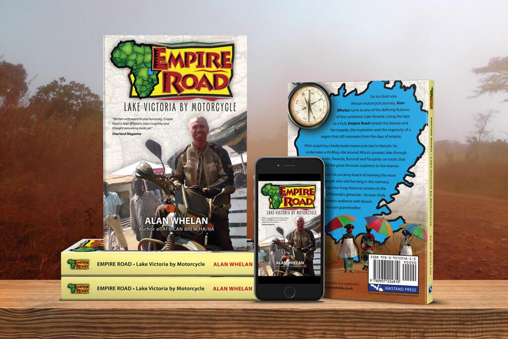 Empire Road 3D Render