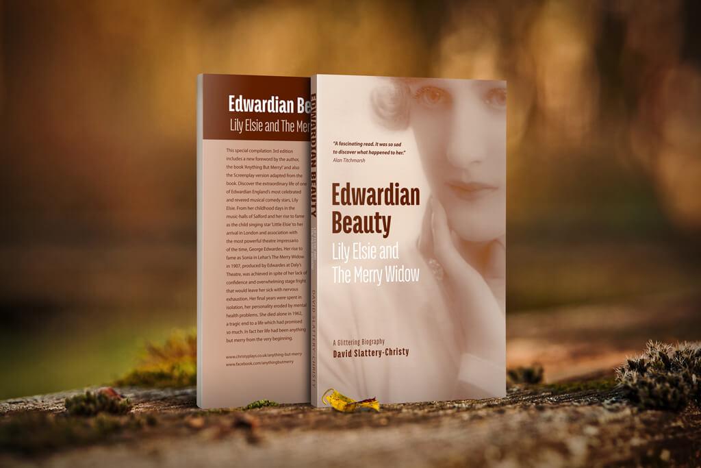 Edwardian Beauty 3D Render
