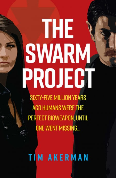 The Swarm Project Book Cover